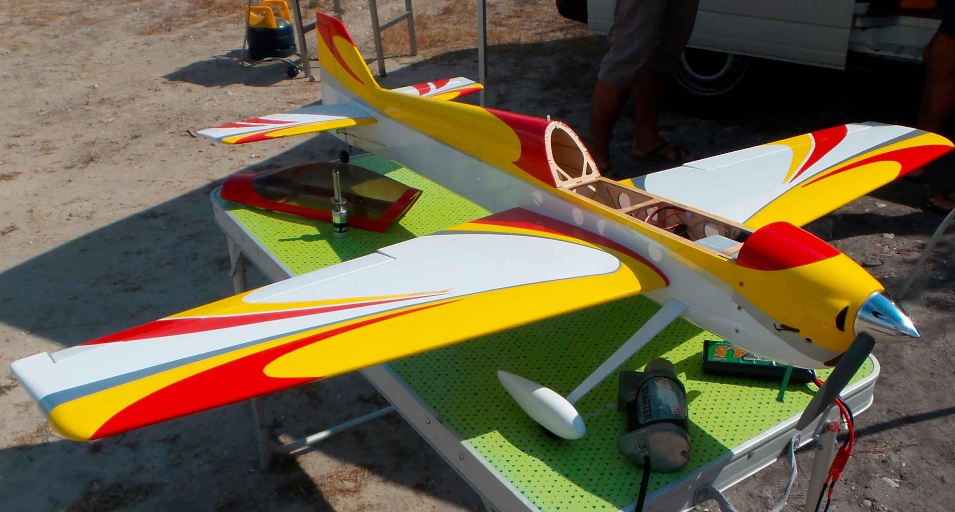 Préparation des avions